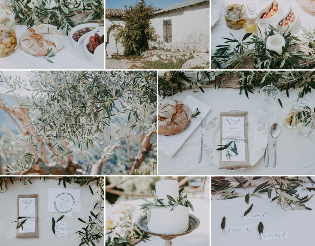 wedding planning and styling lefkada kefalonia